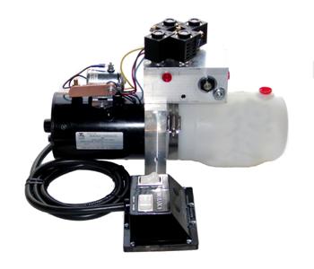 Bucher/Monarch Pump Model M-3593 Dyna-Jack Power Unit