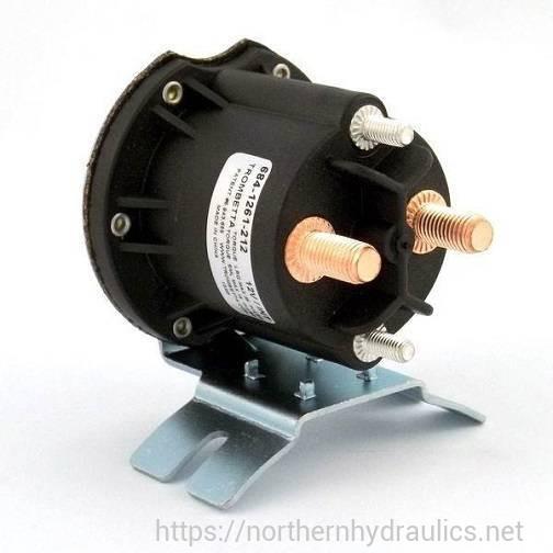 K17744 Monarch Solenoid Switch | Monarch Hydraulics Parts