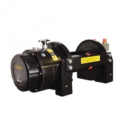 Pierce Hydraulic Recovery Winch 18 000 Lb Pshv18000