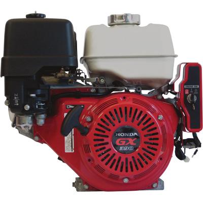 GX390-QAE2 Honda Engine, Electric Start