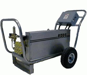 415 Belt Drive Epps Pressure Washer