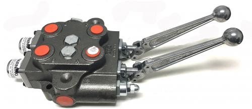 Cross Sba22 Double Spool Hydraulic Valve Northern