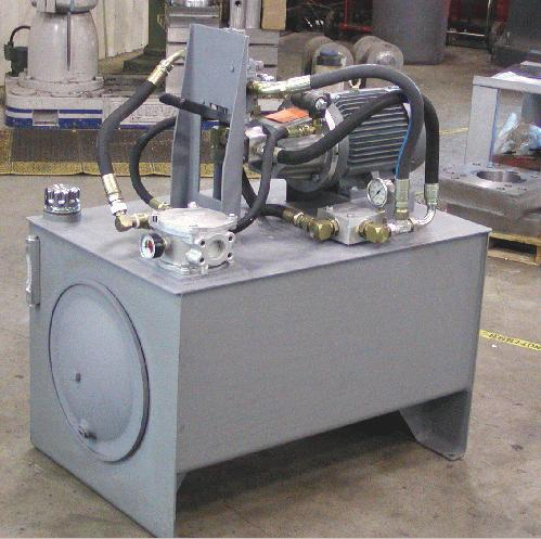 Electric Hydraulic Power Unit Stationary Power Unit