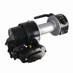 "Pierce Industrial Winch, 9000 lb 12 Volt 11"" Drum"