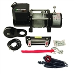 Pierce 9,000 lb. Recovery Winch