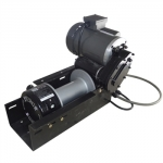 "Pierce Industrial Winch, 7,500 lb. AC 8"" Drum"