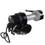 "Pierce Industrial Winch, 12,500 lb 12 Volt 11"" Drum"