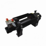 Pierce Hydraulic Industrial Winch, 10,000 lb