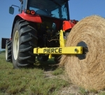 Three Point Hay Bale Unroller for Tractors