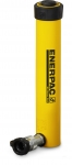 "Enerpac RC-106 Single Acting 10 Ton Cylinder, Alloy Steel, 6.13"" Stroke"