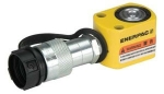 "Enerpac RC-50 Single Acting 5 Ton Cylinder, Alloy Steel, 0.63"" Stroke"