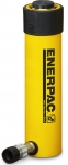 "Enerpac RC-258 Single Acting 25 Ton Cylinder, Alloy Steel, 8.25"" Stroke"