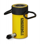 "Enerpac RC-506 Single Acting 50 Ton Cylinder, Alloy Steel, 6.25"" Stroke"