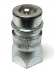 "Pioneer 8010-4 Male Hydraulic Coupling, 1/2"" NPTF"