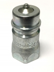 "Pioneer 8010-4P-DC Male Hydraulic Coupling, 1/2"" NPTF"