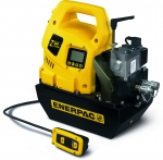 Enerpac ZU4208JB Portable Electric Pump, VM32, 115V, STD, 8L
