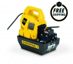 Enerpac ZU4320LB Portable Electric Pump, VM33, 115V, LCD, 20L