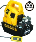 Enerpac ZU4104DB Portable Electric Pump, VE32D, LCD, 115V 4L