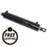 "2"" Bore X 30"" Stroke Welded Hydraulic Cylinder Pin Eye"