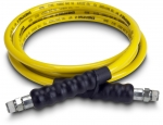 Enerpac High Pressure Hydraulic Hose H-7210, 10 ft. Yellow Thermo-Plastic, .25 in. Diameter