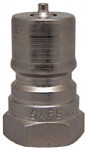 "S101-2, 1/4"" NPTF General Purpose Quick Coupling, Male Half"