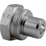 "3/8"" Enerpac High Flow Coupler, Male Half, CH-604"