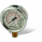 "Enerpac G2535L Glycerin Filled 0-10,000 PSI Gauge with 2.5"" Display"