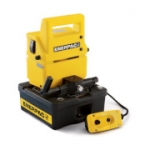 Enerpac PUJ-1401E Economy Electric Pump, 230 VAC
