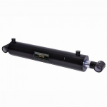 "3.5"" Bore X 30"" Stroke Welded Cross Tube Mount Cylinder, 3000 PSI"
