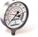 Enerpac T-6010L Test System Gauge, 40000 PSI, Stainless Steel