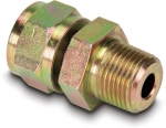 "Enerpac FZ1660 High Pressure Swivel, 10000 PSI, Connection From 3/8"" NPTF Male to 3/8"" NPTF Female"