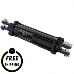 "2-1/2"" Bore x 24"" Stroke Tie Rod Cylinder"