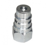 "Pioneer 4010-T6, 1/4"", Female Nipple, 9/16-18 ORB, 3 GMP, 3,000 PSI, Agricultural Male Tip"