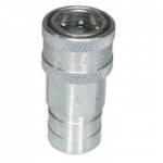 "Pioneer 4050-T6, 1/4"" Female Coupler, 9/16-18 ORB, 3 GPM, 3,000 PSI, Manual Sleeve"