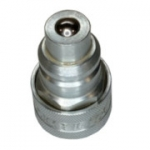 "Pioneer 4067-4, 1/2"", Female Nipple, Agricultural Quick Coupling Adapter to Convert Male Tip Styles on Tractor Connections"