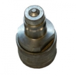 "Pioneer 4085-4, 1/2"", Female Nipple, Agricultural Quick Coupling Adapter to Convert Male Tip Styles on Tractor Connections"
