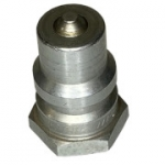 "Pioneer 5080-4, 1/2"", Female Nipple, 1/2-14 NPTF, Agricultural Interchange to OEM Tractor Connections"