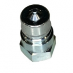 "Pioneer 6602-12-12, 3/4"", Female Nipple, 3/4-14 NPTF, 28 GPM, 4,000 PSI, ISO 7241 Series A Interchange"