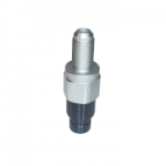 Stucchi 805206001, APM Series, Flat Face Coupler, ISO 16028 Interchange, Connect Under Pressure