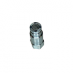 "Parker FF-372-6FP, 3/8"", Female Nipple, 3/8-18 NPSF, 6 GPM, 3,000 PSI, ISO 16028, Flush Face, FF Series"