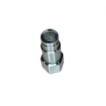 "Parker FF-372-8FP, HTMA (ISO 16028, 3/8"") Non-Spill, Flush Face Quick Coupling, Connect Under Pressure 5,000 psi, FF/FC Series Nipple"
