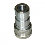 "Parker H1-62, 1/8"", Female Coupler, 1/8 NPTF, 0.8 GPM, 5,000 PSI, ISO 7241, General Purpose, 60 Series"
