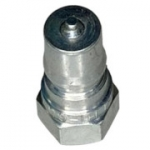 "Parker H1-63, 1/8"", Female Nipple, 1/8-27 NPTF, 0.8 GPM, 5,000 PSI, ISO 7241, General Purpose, 60 Series"