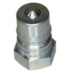"Parker H4-63, 1/2"", Female Nipple, 1/2-14 NPTF, 12 GPM, 4,000 PSI, ISO 7241, General Purpose, 60 Series"