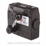 PRINCE RD-175-16 TOP PORT FLOW CONTROL, 0-16 GPM