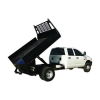 Pierce 5 Ton Hefty Hoist Dump Kit for Flatbed Pickups