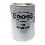 SF2 10 Micron Filter Element, Cross 1A9251