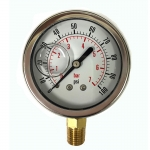 Bottom Mount Pressure Gauges