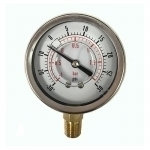 Compound Pressure Gauges (Vacuum/Pressure)