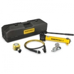 High Pressure 10,000 PSI Enerpac Cylinder and Pump Sets
